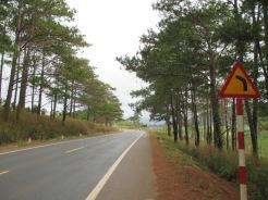 Vietnam road