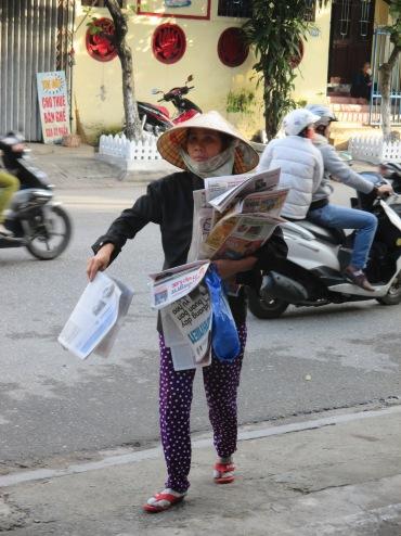 Early morning Da Nang